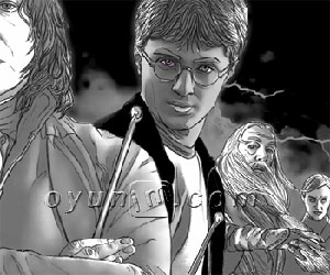 Harry Potter Boya