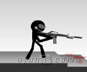 Silahli Cop Adam Oyunu