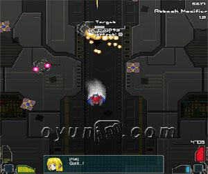 Uzay Savas Gemisi Oyunu